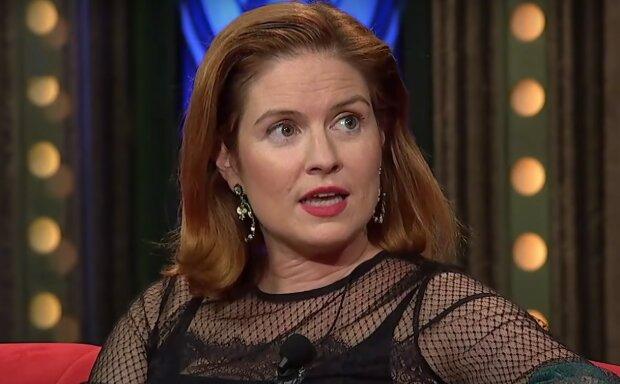 Zuzana Norisová. Foto: snímek obrazovky YouTube