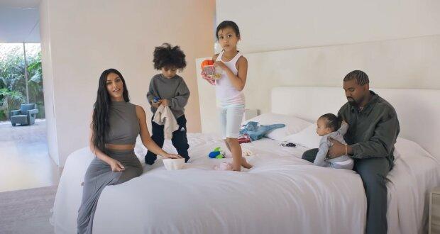 Kim Kardashian se s manželem rozešla potřetí: vážné důvody pro rozvod. Čtyři děti hvězdy jsou rozrušené
