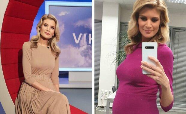 Moderátorka Iveta Vítová v 6. měsíci těhotenství se pochlubila snímkem z ultrazvuku: Je známo, komu je miminko podobné