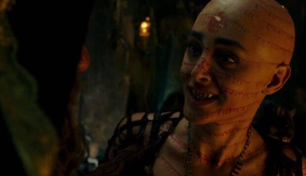 Pirátka. Foto: snímek obrazovky YouTube