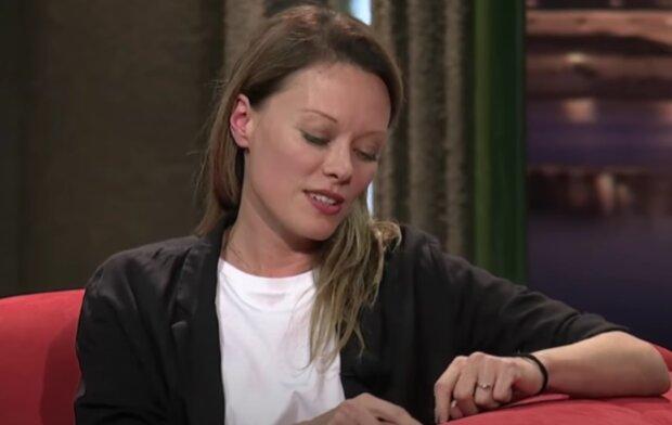 Linda Rybová. Foto: snímek obrazovky YouTube