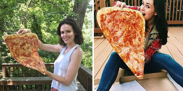 Do úst se nevleze: Ještě nikdo nedokázal sníst ani jeden plátek této pizzy