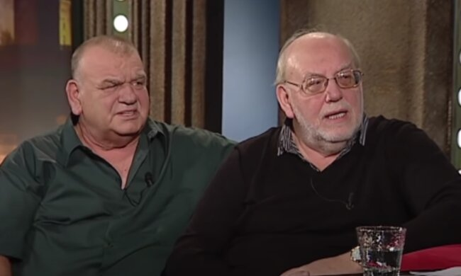 Jan a František Nedvědovi. Foto: snímek obrazovky YouTube