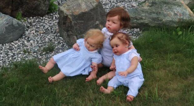 """""""Mám několik přátel, kteří sní o tom, že si budou mít stejné"""": Proč žena dala přednost panenkám před svými dětmi"""
