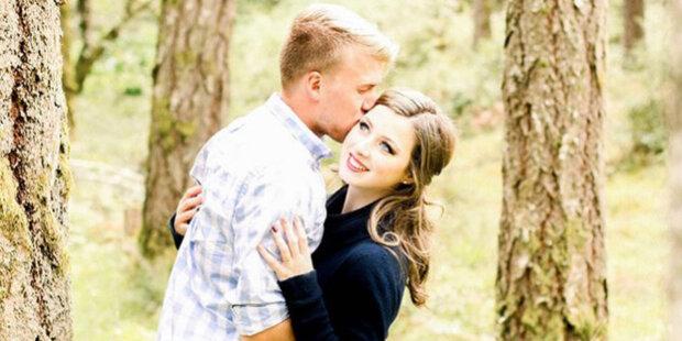 """""""Zase se zamilovala"""": žena se znovu vdá za muže, kterého zapomněla"""
