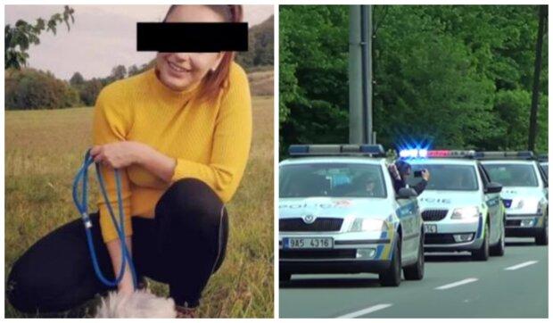 Policie. Foto: snímek obrazovky YouTube