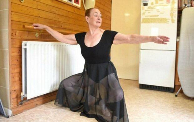 Jak babička z Velké Británie se stala baletkou ve věku 71 let