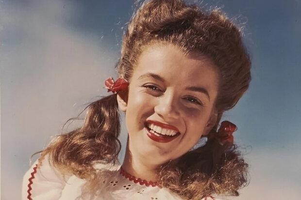 Snímky Marilyn Monroe, když ještě reagovala na jméno Norma Jean Baker: Fotograf, který udělal z obyčejného děvčete superstar