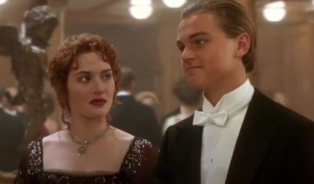 Titanic. Foto: snímek obrazovky YouTube