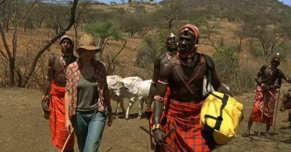 Švýcarka se provdala za Afričana z kmenu Maasai a přestěhovala se do Keni