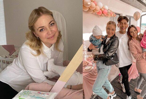 """Ten život je krásný"": Konvičková a rok stará vzpomínka na porod Moniky Bagárové. Jak proběhla oslava"