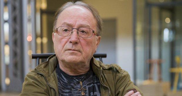Petr Janda podstoupil zákrok na srdci: Dnes fanouškům poslal vzkaz z nemocničního lůžka