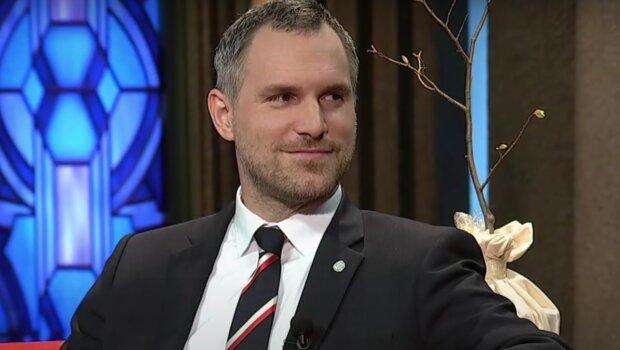 Zdeněk Hřib. Foto: snímek obrazovky YouTube