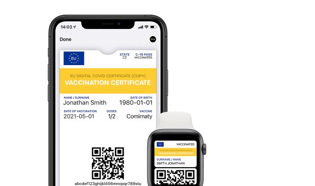 Digitální certifikáty: Jak si je uložit do mobilu. Existuje více možností