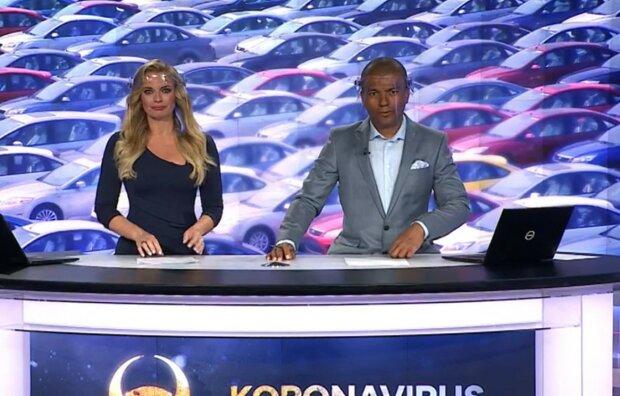 """""""A co jiného mohla udělat"""": odpověděla Lucie Borhyová konkurentům TV Nova"""