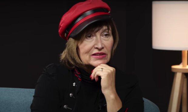 Petra Černocká. Foto: snímek obrazovky YouTube