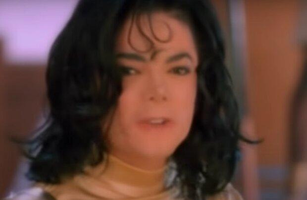 Michael Jackson. Foto: snímek obrazovky YouTube