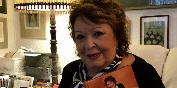 O čem je biografická kniha o Jiřině Bohdalové: Zlata Adamovská a Jiřina Bohdalová se objevily ve zcela novém světle