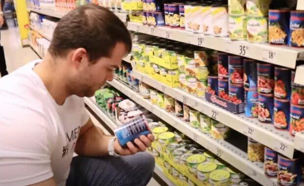 Obchod. Foto: snímek obrazovky YouTube