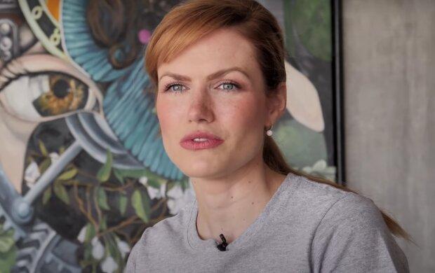 Gabriela Koukalová. Foto: snímek obrazovky YouTube