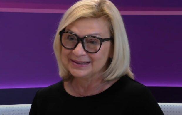 Jana Paulová. Foto: snímek obrazovky YouTube