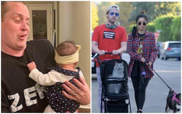 Macaulay Culkin a Brenda Song mají syna. Připravovali se na to dlouhou dobu: vozili kočku v kočárku, pořídili papouška a Shiba Inu