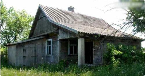 Mladá rodina koupila starý dům ve vesnici a zrekonstruovala ho