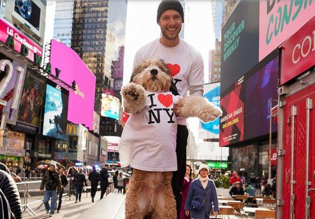 """""""Jeden tým a rodina"""": muž bere svého psa na všechny výlety a tito dva si získali srdce sledujících"""