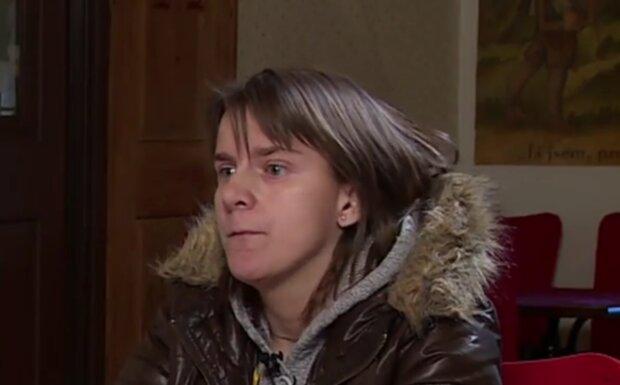 Lucie Navrátilová. Foto: snímek obrazovky YouTube