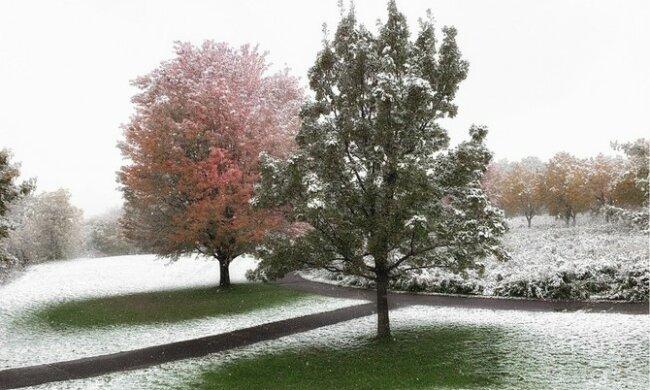 Naducané mraky a sněžení: Je známo, jak dlouho v nížinách vydrží bílá radost