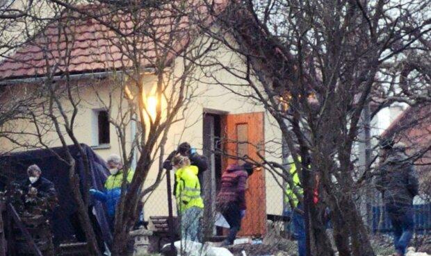 Tragická událost. Foto: snímek obrazovky blesk.cz