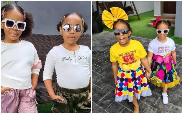 Jak žijí 5letá dvojčata, která rodiče oblékají jako dospělé, detaily