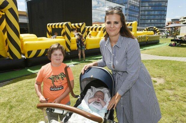 Další přírůstek do rodiny: Ornella Koktová je sedm měsíců po porodu opět těhotná