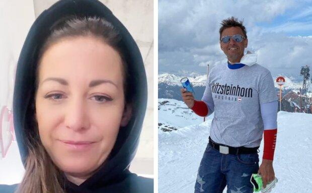 Agátu Hanychovou sing život bavil pouhý den: Je známo, s kým odjela lyžovat do rakouských Alp