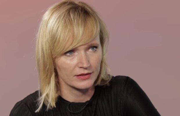 Anna Geislerová. Foto: snímek obrazovky YouTube