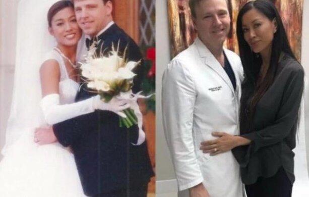 Dívka se provdala za plastického chirurga, který změnil její vzhled k nepoznání