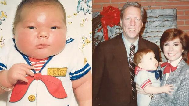 Téměř před 40 lety přišel na svět chlapec vážící 7,2 kilogramu: jak teď žije muž