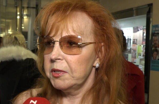 Marcela Holanová. Foto: snímek obrazovky YouTube