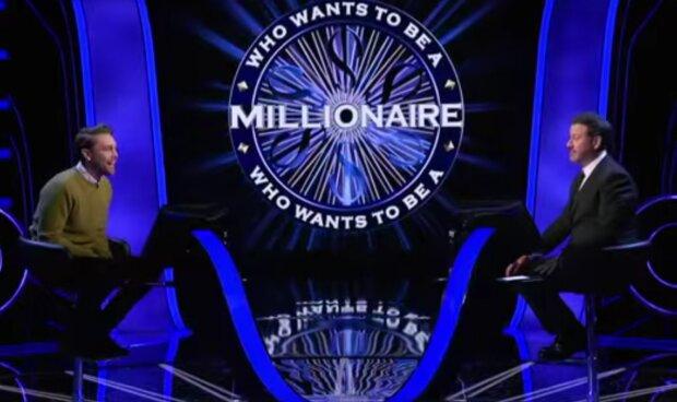 Kdo chce být milionářem. Foto: snímek obrazovky YouTube