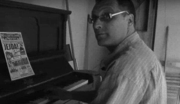 Ondřej Höppner. Foto: snímek obrazovky YouTube
