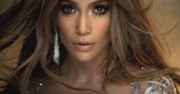 Jennifer Lopez. Foto: snímek obrazovky YouTube