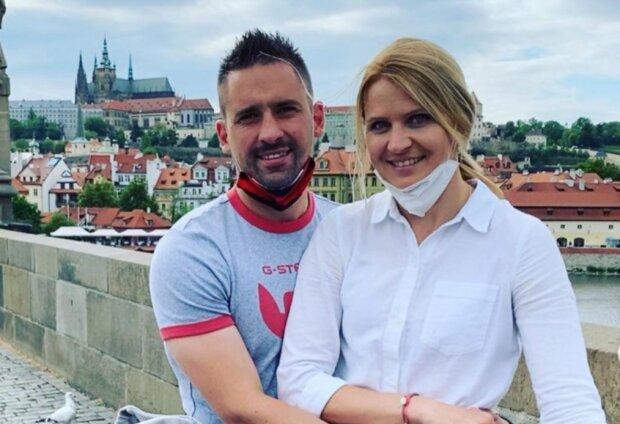 """""""Ty a já napořád"""": Tomáš Plekanec a Lucie Šafářová se tajně vzali. Manželé ukázali krásné fotky ze svatby"""