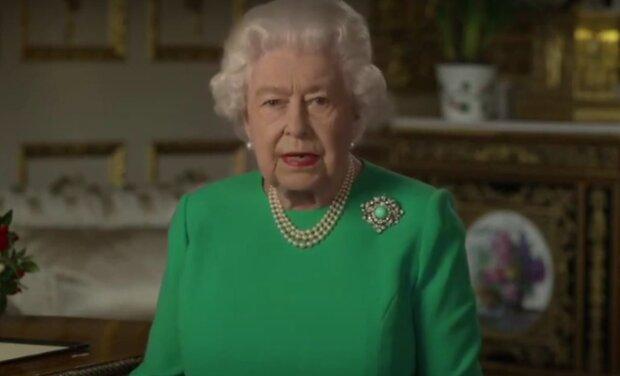 Alžběta II.. Foto: snímek obrazovky YouTube