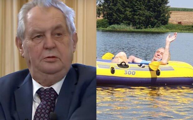 Miloš Zeman plánuje dovolenou: Je známo, kde bude odpočívat. Jiří Ovčáček promluvil