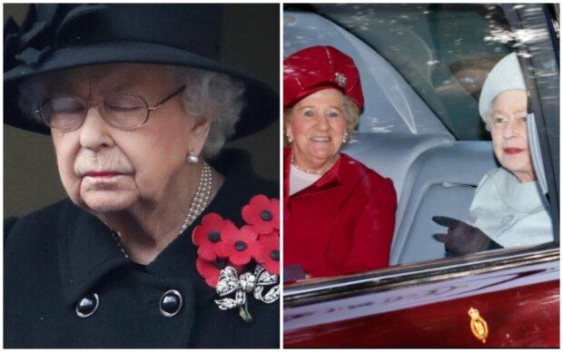 Srdce sestry královny Alžběty II. Mary Colemanové přestalo bít: co je o ní známo