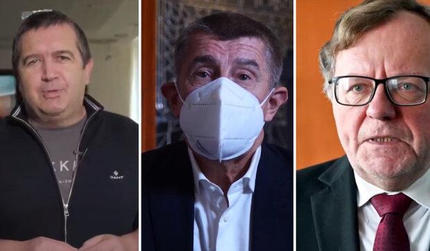 """Nákupy ochranných pomůcek provázel chaos"": Až 777 korun za respirátor. Jan Hamáček a Andrej Babiš komentovali situaci"