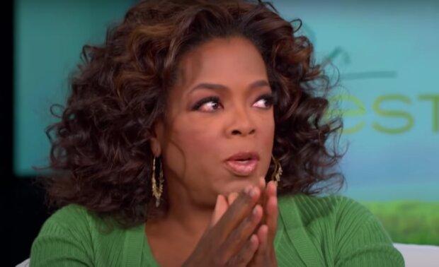 Oprah Winfrey. Foto: snímek obrazovky YouTube