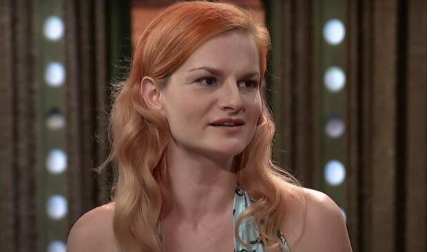 Iva Pazderková. Foto: snímek obrazovky YouTube