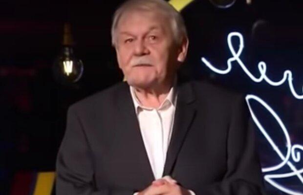 Karel Šíp. Foto: snímek obrazovky YouTube