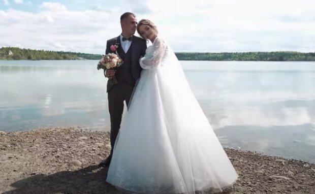 Příběh Brita, Ukrajinky a falešné svatby. Foto: snímek obrazovky YouTube